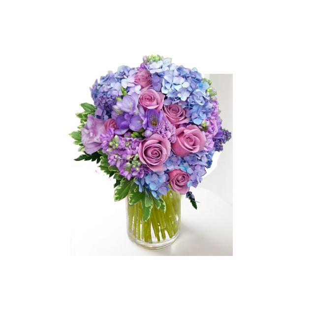 Hydrangea Mixed Bouquet